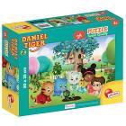 Puzzle Sq 24 Daniel Tiger (59928)