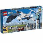 Base della Polizia aerea - Lego City Police (60210)