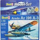 Aereo Arado Ar 196 A-3 1/144 (RV63994)