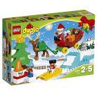 Le avventure di Babbo Natale - Lego Duplo (10837)