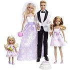 Barbie Ken Matrimonio Romantico (DJR88)