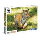 Puzzle pezzi 104 WWF Tigre 27998