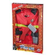 Set Pompiere(Giubbotto Con accessori)