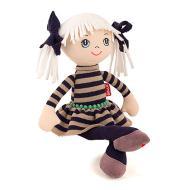 Bambola stoffa Alice Bianco (52002)