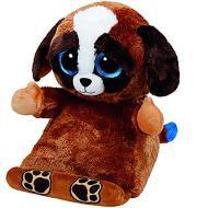 Peek-a-boos cane Pups Peluche Porta tablet
