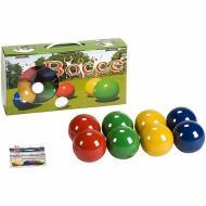 Bocce 4 colori diametro 90 mm (09004)