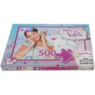 Puzzle 500 Interattivo Violetta