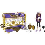 Monster High Doll - Clawdeen e letto mostruoso (W2577)