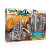 New York Collection - Midtown West (Puzzle 3D 900 Pz)