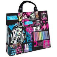 Monster High set da disegno Artisttote Compact Portofolio Set (FA64012)