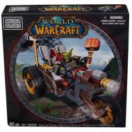 Personaggi da montare Warcraft Goblin Trike & Pitz (Horde Goblin Warrior) (91019)