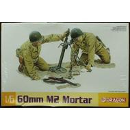 Us M2 Mortar & M1 Garand Rifle