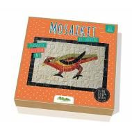 Mosaikit Mosaico Uccello (0018)