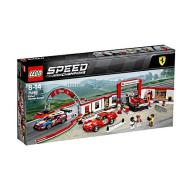 Ferrari Ultimate Garage - Lego Speed Champions (75889)