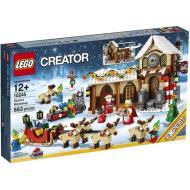 Villaggio Invernale. La Bottega di Babbo Natale - Lego Creator (10245)