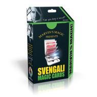 Svengali Magic Cards (MV39015)