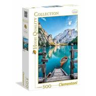 Braies Lake 500 pezzi High Quality Collection (35039)