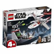 X-Wing Starfighter Trench Run - Lego Star Wars (75235)
