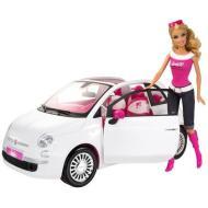 Barbie e la sua Fiat 500 (R1623)
