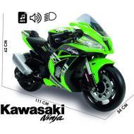 Moto Elettrica Kawasaki Ninja 12 Volt (51050)