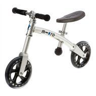 G-Bike Chopper Argento Bici senza pedali (MP37202)