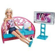 Barbie e i suoi arredamenti - Angolo TV (T9080)