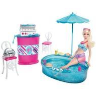 Barbie e il mondo della casa - Grill e piscina (T9082)