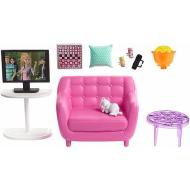 Salotto Barbie Accessori Interni (FXG33)