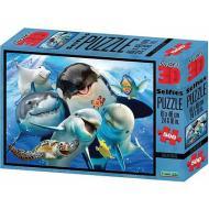 Puzzle 3D H. Robinson: Ocean Selfie 500 pezzi