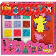 Hama - Giant Open Gift Box set principessa