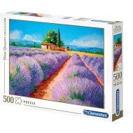 High Quality Collection Puzzle - Profumo di lavanda - 500 Pezzi (35073)