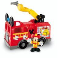 Il Camion dei Pompieri di Topolino (X6124)