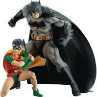 Dc Comics: Batman & Robin Artfx+ St 2P