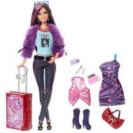 Barbie Fashionistas in viaggio - Sassy (V9515)