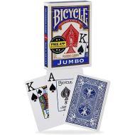 Carte Poker Bicycle Rider Back International Jumbo Index