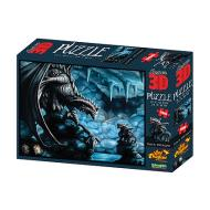 Puzzle 3D Age Of Dragons: Drago delle rocce 500 pezzi