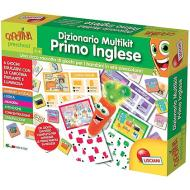 Carotina Penna Parlante Dizionario Multikit Primo Ingl. (60931)