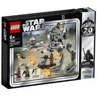 Clone Scout Walker Edizione 20 Anniversario - Lego Star Wars (75261)
