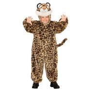 Costume leopardo peluche 1-2 anni 98 cm