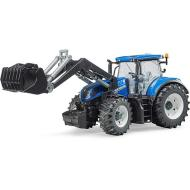 Trattore New Holland T7.315 con benna (3121)