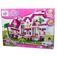 Set Villa 726 Pezzi (GG81123)