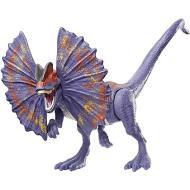 Jurassic World - Dino Rivals Dilophosaurus Dinosauro (GFG69)