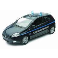 Auto Fiat Punto Penitenziaria 1:24 71153