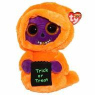 Peluche Skeleton - Morte arancione Halloween (37159)