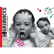Grimaces gioco di carte DJ05169