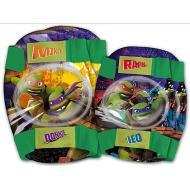 Kit Protezione Gomitiere e Ginocchiere Ninja Turtles (80184)