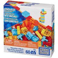 Scatola blocchi sgargianti piccola 60 pezzi (DYG83)