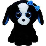 Peluche Tracey - Cane nero 15 cm Beanie Boo (37191)