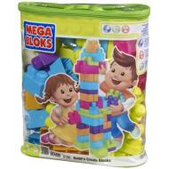 Mega Bloks maxi sacca 60 cubi (8169)