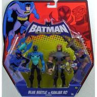 Blue Beetle VS Kanjaro (N5739)